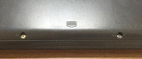 VAIO Sシリーズの底面のフタを外すネジ