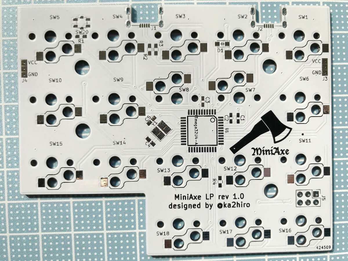 miniaxe(lp)PCB