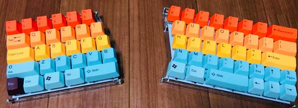 人気No1の自作キーボード「Mint60」を作った手順と感想